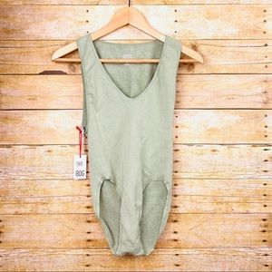 Urban Outfitters BDG Bodysuit Green Olive